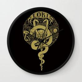 Loki Laufeyson Wall Clock