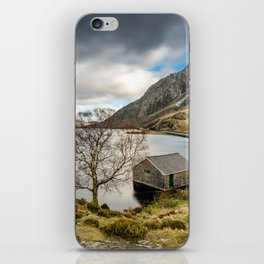 Lake Ogwen Snowdonia iPhone Skin