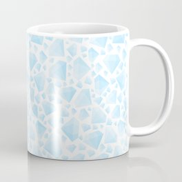Diamond Pattern Coffee Mug