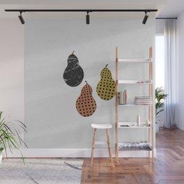 Pears Art Print Wall Mural
