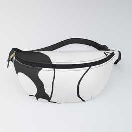 Hamster Butts Fanny Pack