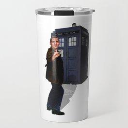 9th Doctor Travel Mug