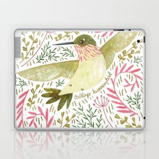 Calliope Hummingbird Laptop & iPad Skin