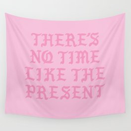NO TIME Wall Tapestry