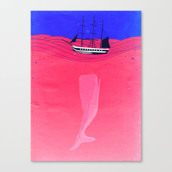 Sunk Canvas Print