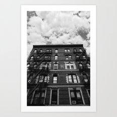 New York Architecture II Art Print