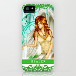 Wings Of Faith : Healer iPhone Case