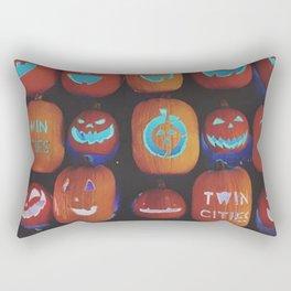 Jack O'Lanterns Rectangular Pillow