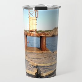 Harbor veiw Travel Mug