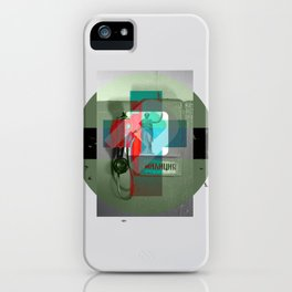 As Fast As They Came iPhone Case