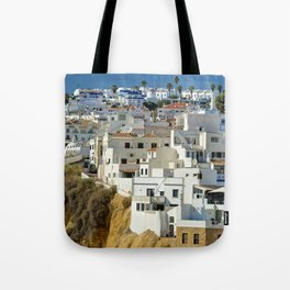 Albufeira old town, Portugal Tote Bag