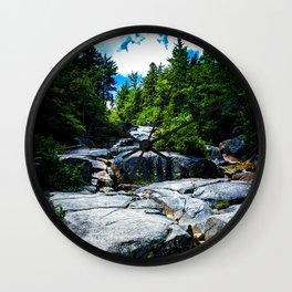 Rocky River Wall Clock