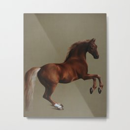 George Stubbs - Whistlejacket Metal Print