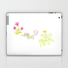 Une souris verte Laptop & iPad Skin