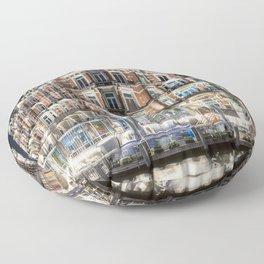 Amsterdam Corner Floor Pillow