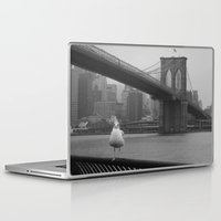dumbo Laptop & iPad Skins featuring dumbo by Gray