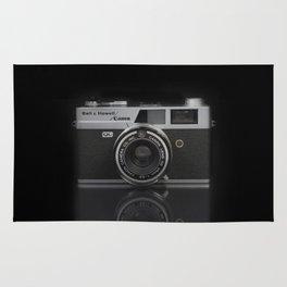 Grandfather's Camera Rug