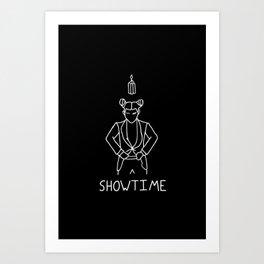 Very Good. Art Print