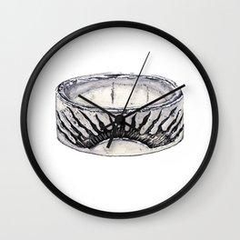 Agostino's Ring Wall Clock