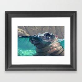 FIONA! Framed Art Print