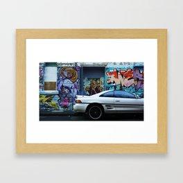 City Colours Framed Art Print