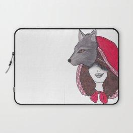 365 cabelos - little red riding hood Laptop Sleeve