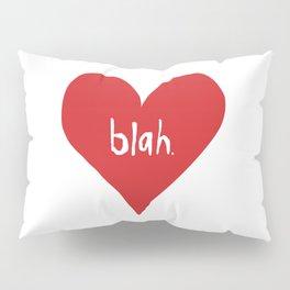 Ambivalent Valentine Pillow Sham