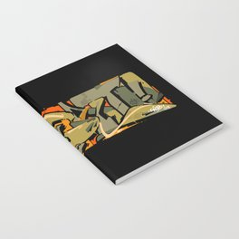 STEALTH Notebook