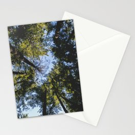 Vancouver Tree Tops Stationery Cards