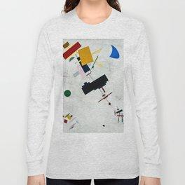 Kazimir Malevich - Suprematism Long Sleeve T-shirt
