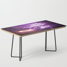 TIMEOUT | by RETRIC DREAMS Coffee Table