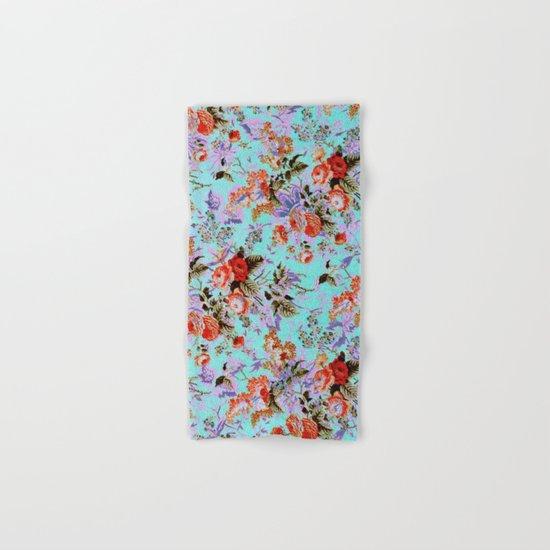 fleuri Hand & Bath Towel