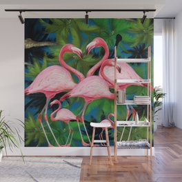 Palm tree Wall Mural