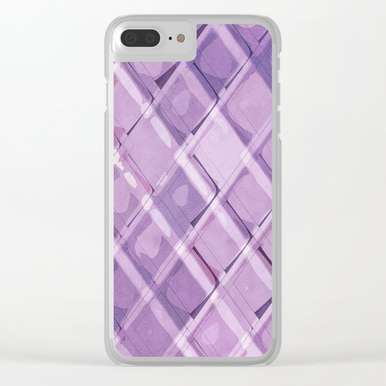 ABS #19 Clear iPhone Case