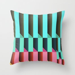 Geometric#26 Throw Pillow