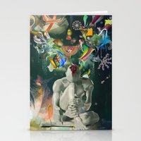 archan nair Stationery Cards featuring Ia:Sija by Archan Nair