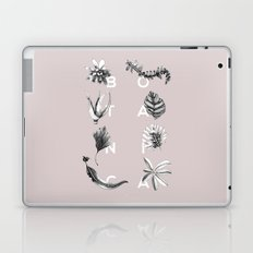 Botanica Letters | Powder Laptop & iPad Skin