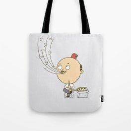 Melodi-hooka Tote Bag