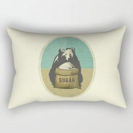 Sugar Bear Rectangular Pillow