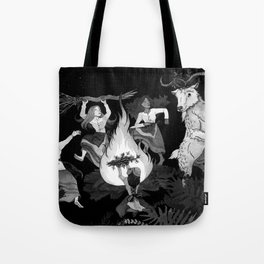 Stand by Him Tote Bag