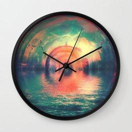ffyrmymyntt Wall Clock