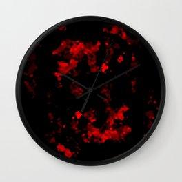 Bloodlust Wall Clock