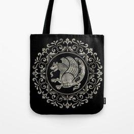 Simurg -Senvurv -Senmurgh Tote Bag