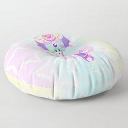 Magical Goth Floor Pillow
