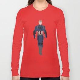 Cap Hero Long Sleeve T-shirt