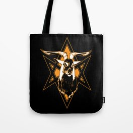 Goat of Mendes Tote Bag