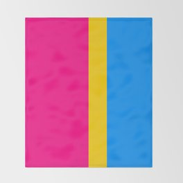 Any (Pansexual) Throw Blanket