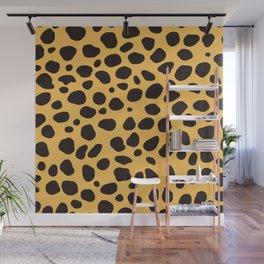Cheetah Pattern_A Wall Mural