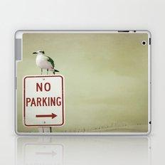 No Parking Laptop & iPad Skin