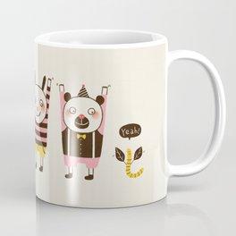 Put Your Hands Up Coffee Mug